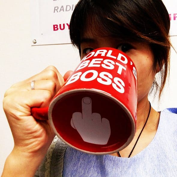 Worlds Best Boss Mug Drinkware