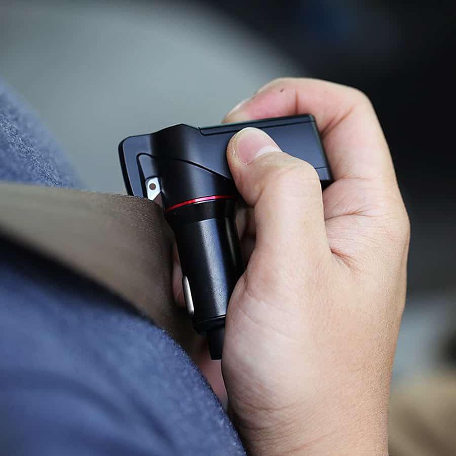 Ztylus Stinger USB Emergency Escape Tool Survival Kit