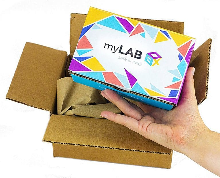 myLAB Box At Home STD Test for Men Discreet Product