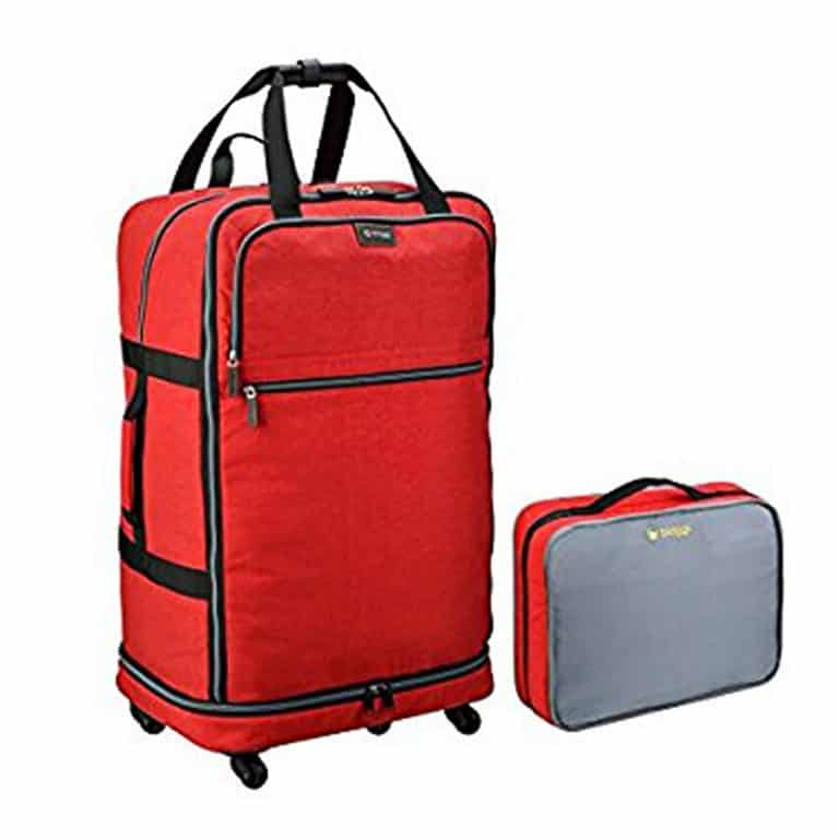 Biaggi Zipsak 4 Wheel Microfold Suitcase Bag