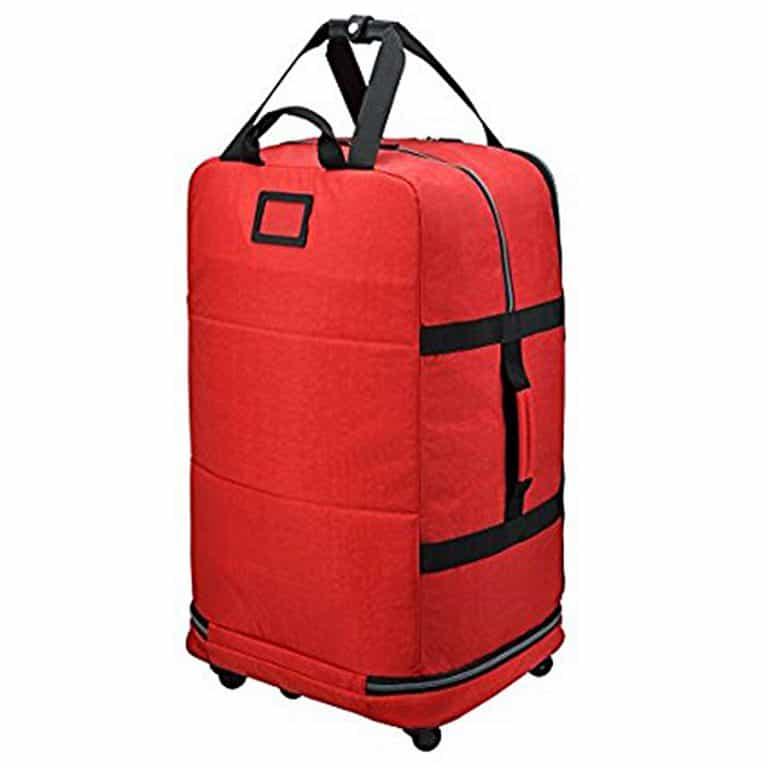 Biaggi Zipsak 4 Wheel Microfold Suitcase Storage