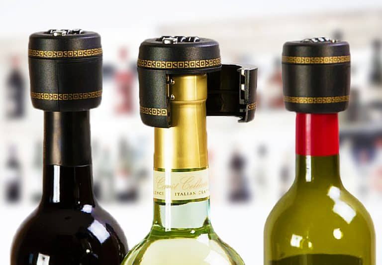 Carteret Collection Wine Combination Lock Wine Accessory