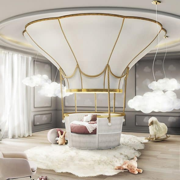 Circu Fantasy Air Balloon BedSofa Home Furniture