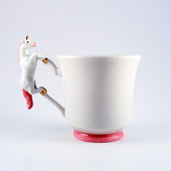 Earthlings Unicorn Teacup Cup