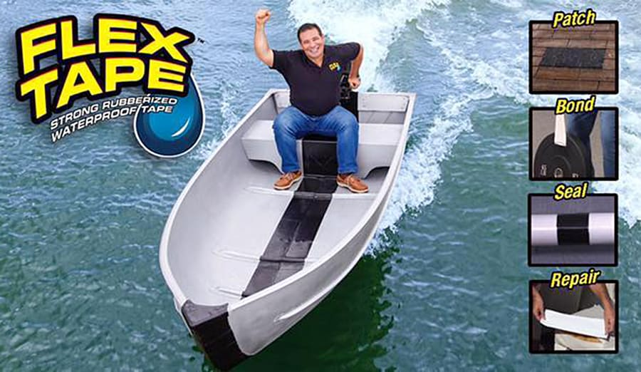 Flex Seal Flex Tape Patch