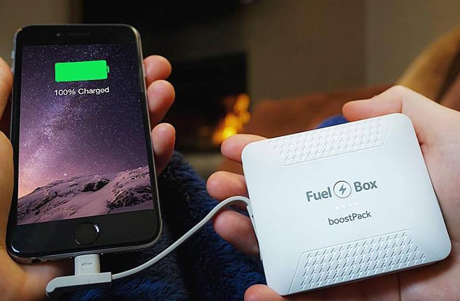 FuelBox Ultimate Charging Solution Charger