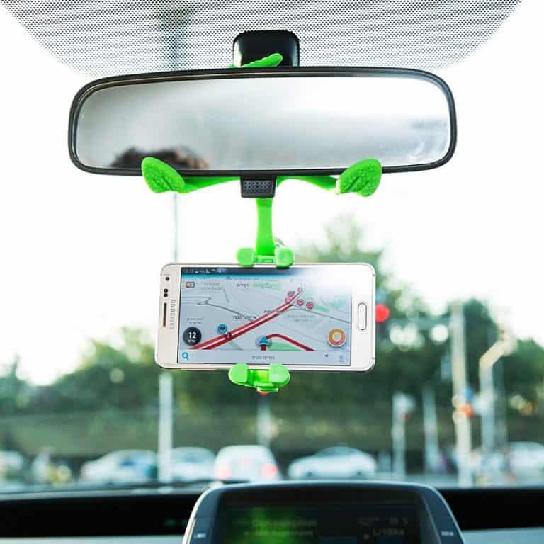 Gekkopod Smartphone Mount Car Mount