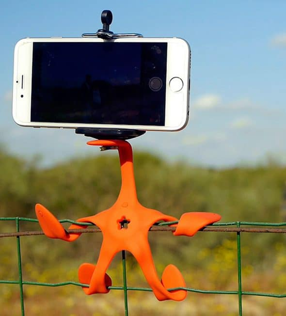 Gekkopod Smartphone Mount Flexible