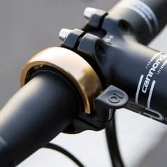 Ding ding ding! It's time for a more modern bicycle bell.
