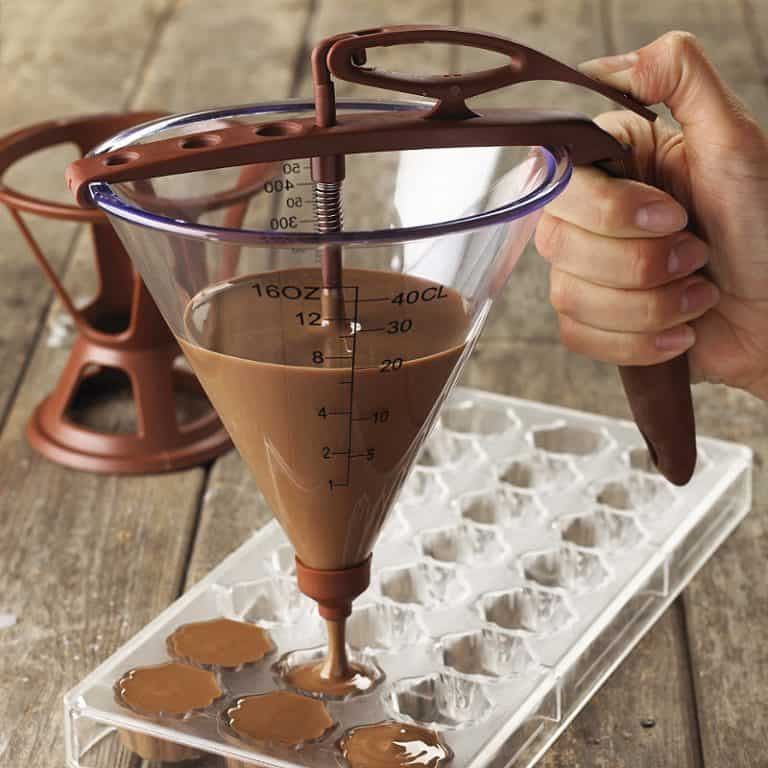 Lakeland Chocolate Maker's Funnel Choco Treats