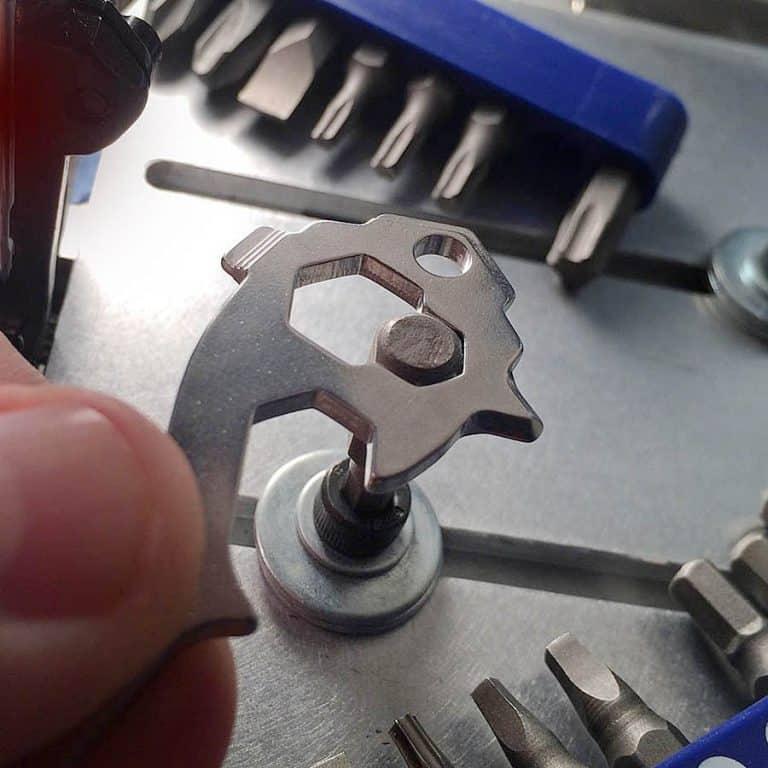 MSTRMND Collective MSTR KEY 20-in-1 Key-Size Multi-Tool Quarter Drive