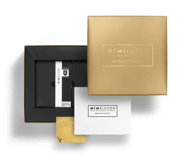 Mimi Luzon 24k Pure Gold Treatment Gift Idea for Women