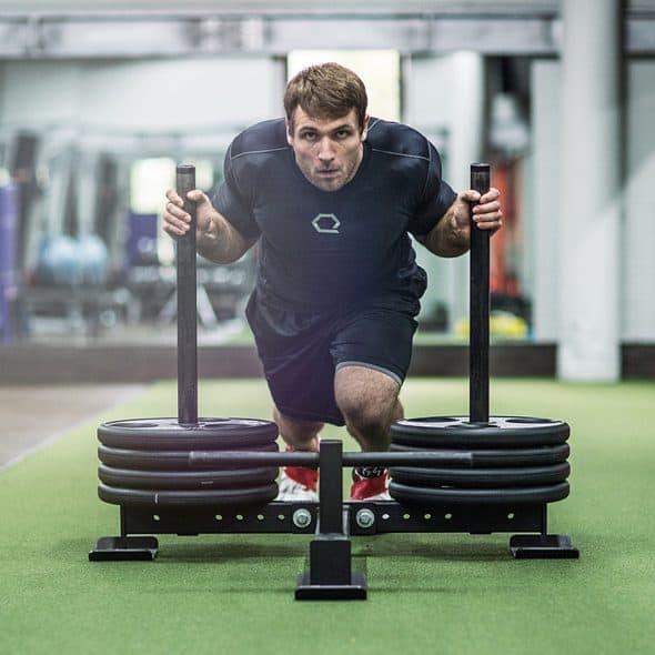 Qore Performance Hydration Shirt Workout Apparel