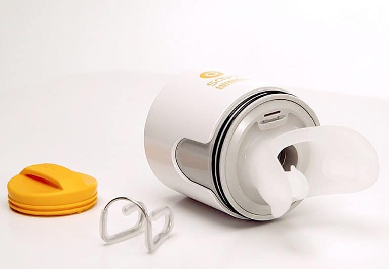 Safety iQ Saver Emergency Breath System Fire Emergency Tool