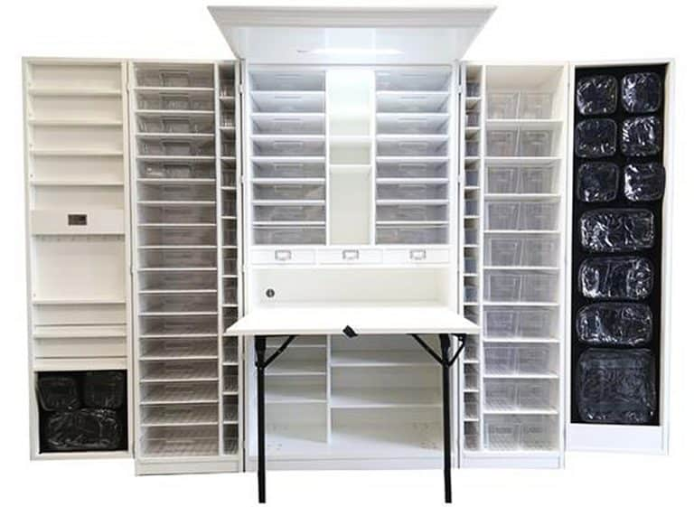 The Original ScrapBox WorkBox 3.0 Cabinet