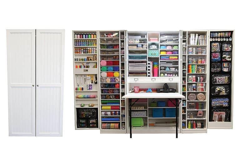 The Original ScrapBox WorkBox 3.0 Storage