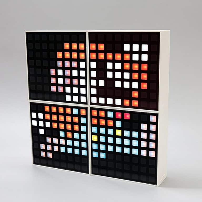Witti Dotti Smart Pixel Art Light with Notifications for Smartphones Electronic Gadget