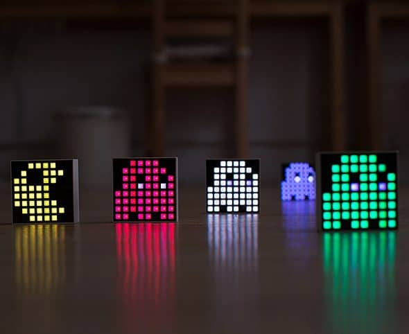 Witti Dotti Smart Pixel Art Light with Notifications for Smartphones Novelty Items