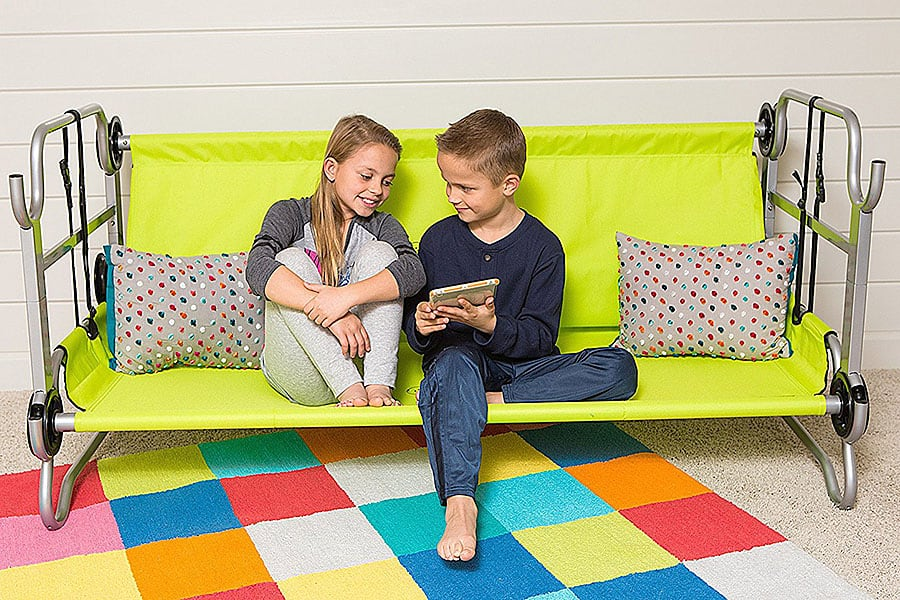 Disc-O-Bed Kid-O-Bunk Couch