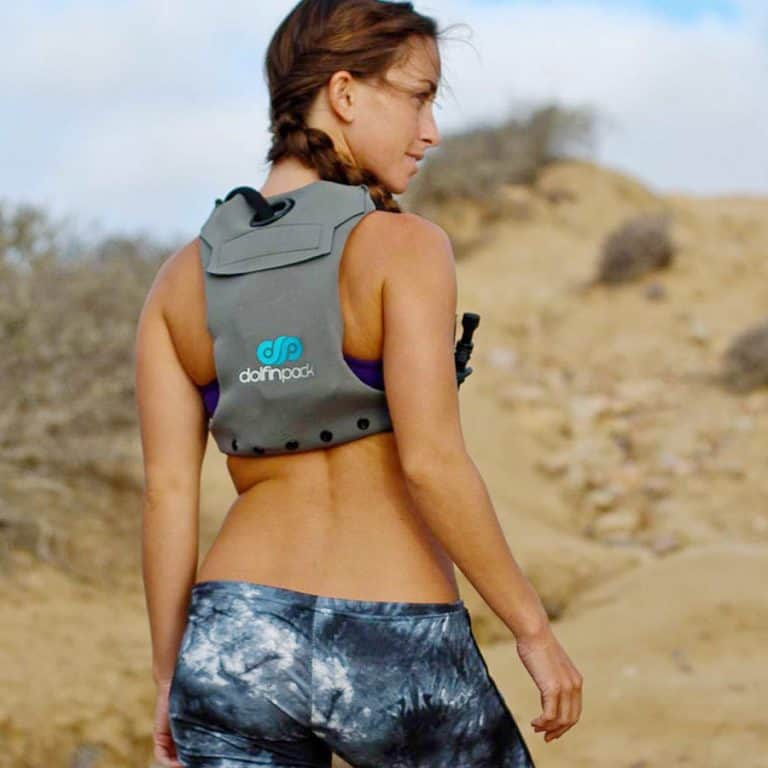 DolfinPack Extreme Sports Hydration Pack hiking Gear