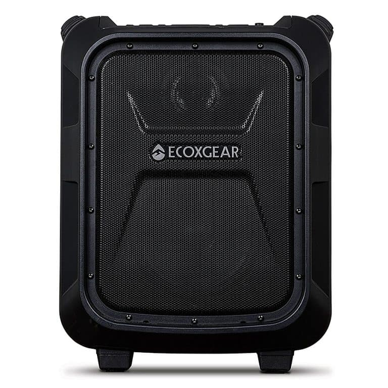 ECOXGEAR EcoBoulder Waterproof Outdoor Speaker Boom Box