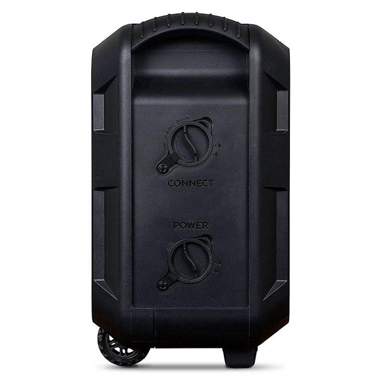 ECOXGEAR EcoBoulder Waterproof Outdoor Speaker Dust Proof