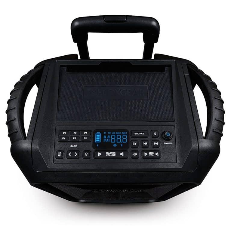 ECOXGEAR EcoBoulder Waterproof Outdoor Speaker Portable
