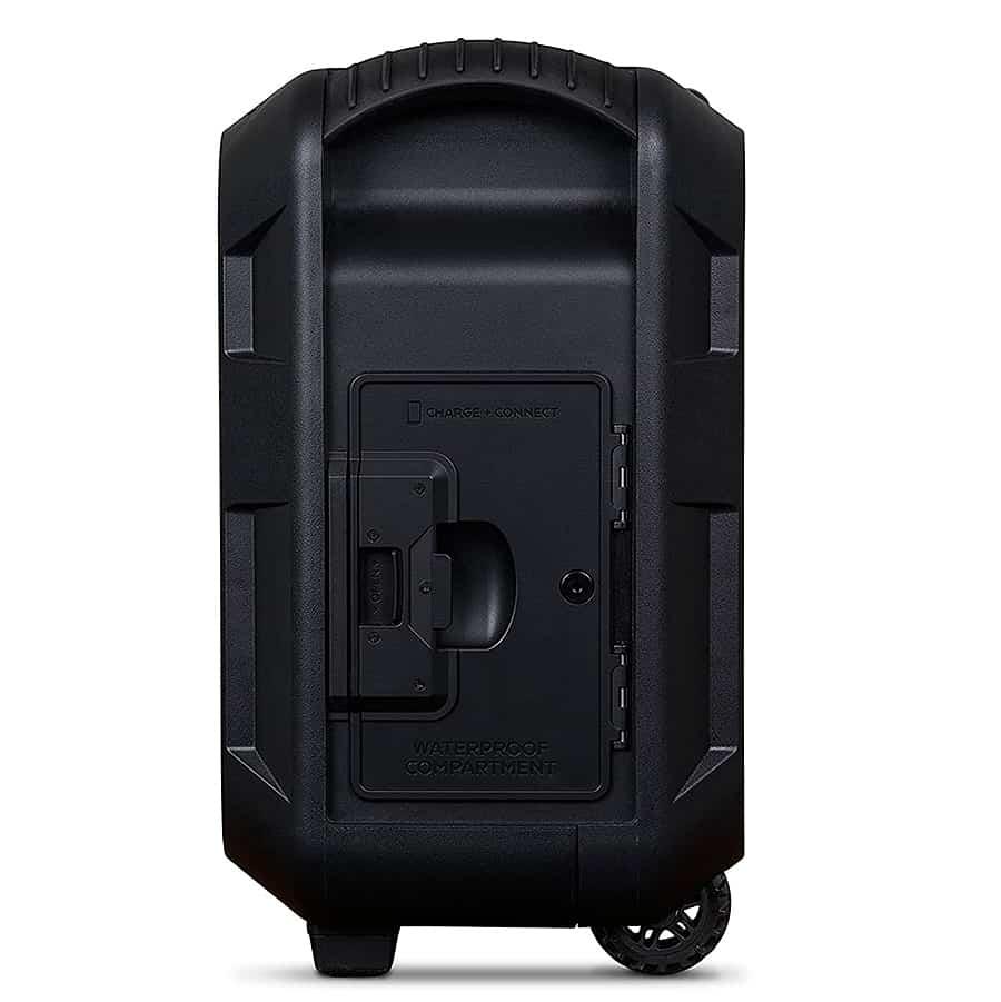 ECOXGEAR EcoBoulder Waterproof Outdoor Speaker Waterproof Storage Case