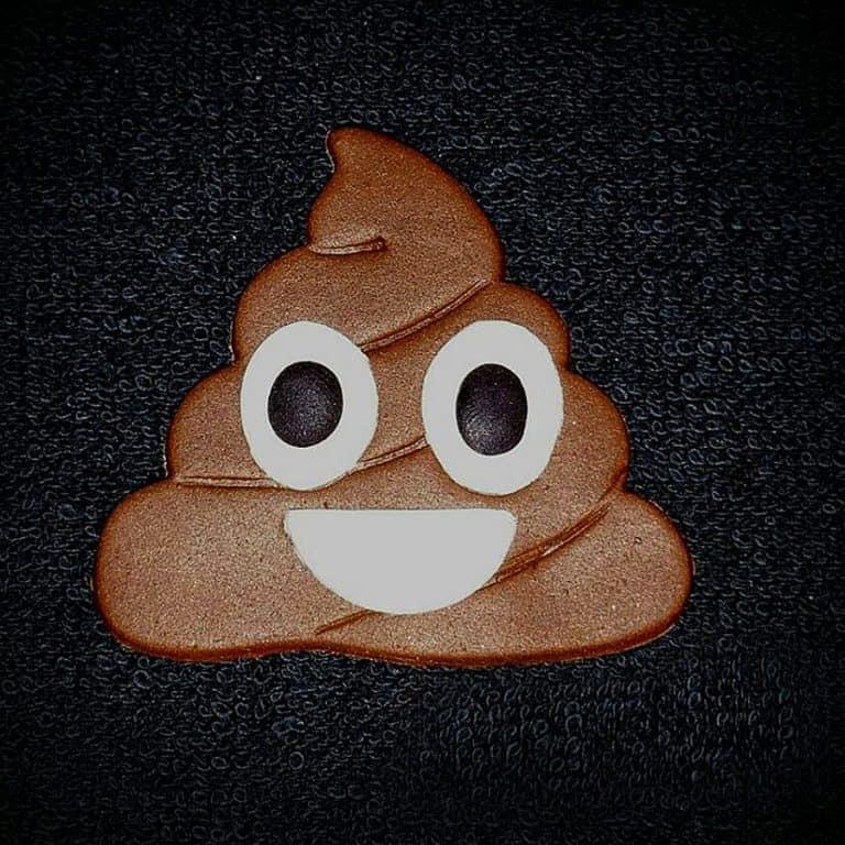 F4M Poop Emoji Cookie Cutter Baking Tools