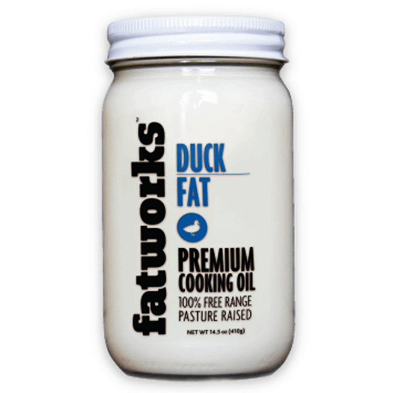 Fatworks Premium Cooking Oil Duck Fat