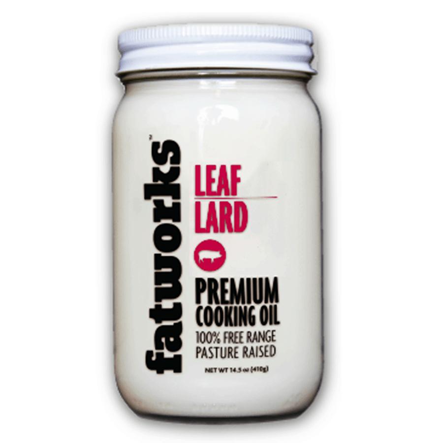 Fatworks Premium Cooking Oil Leaf Lard