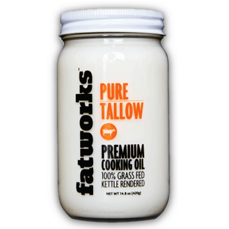 Fatworks Premium Cooking Oil Pure Tallow