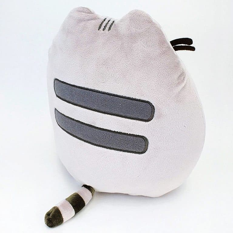 Gund Pusheen Plush with Cookie Novelties