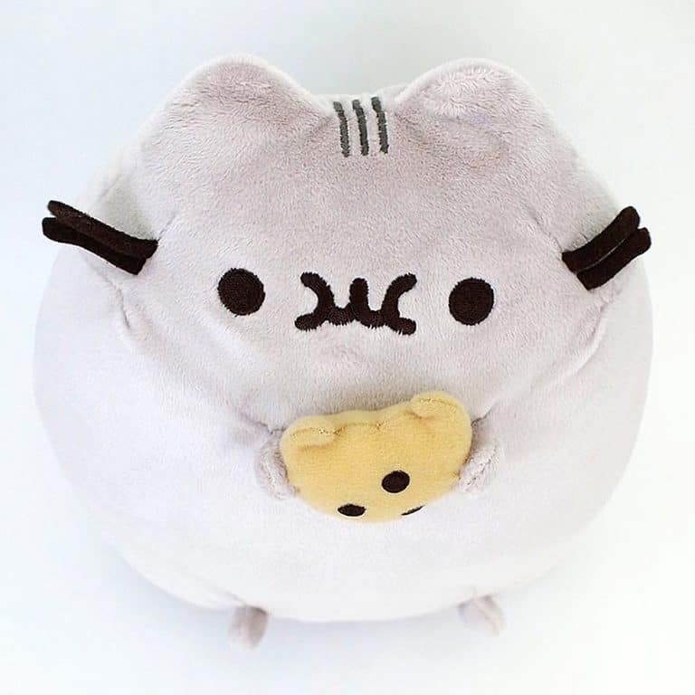 Gund Pusheen Plush with Cookie Plaything