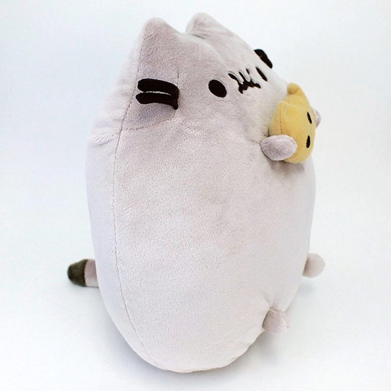Gund Pusheen Plush with Cookie Stuffedtoy