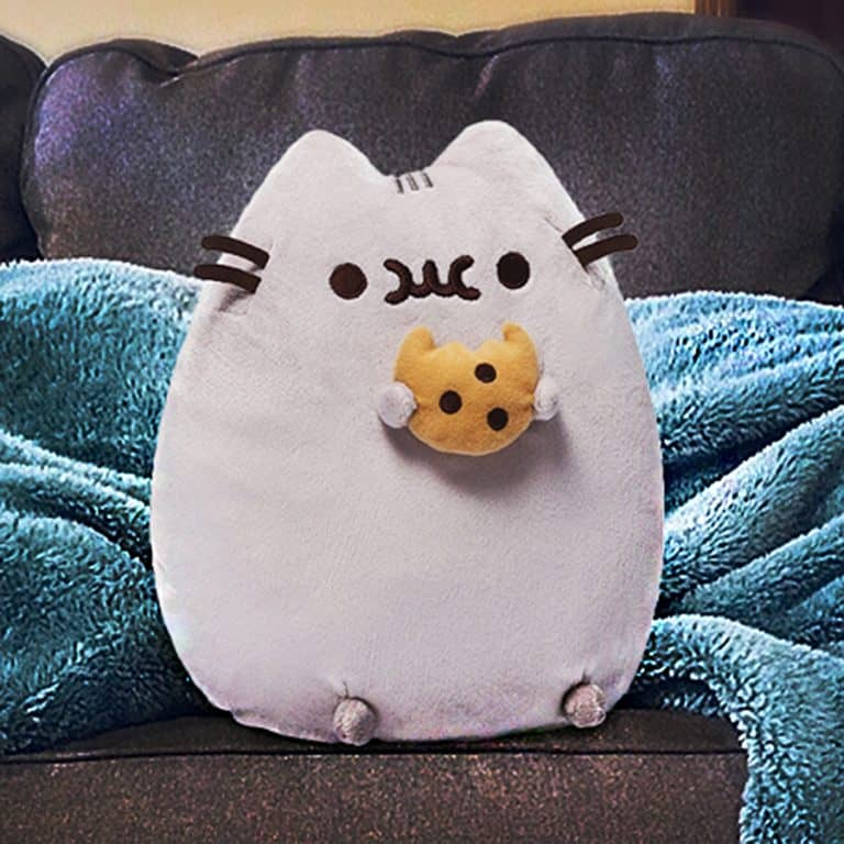 Gund Pusheen Plush with Cookie Toy