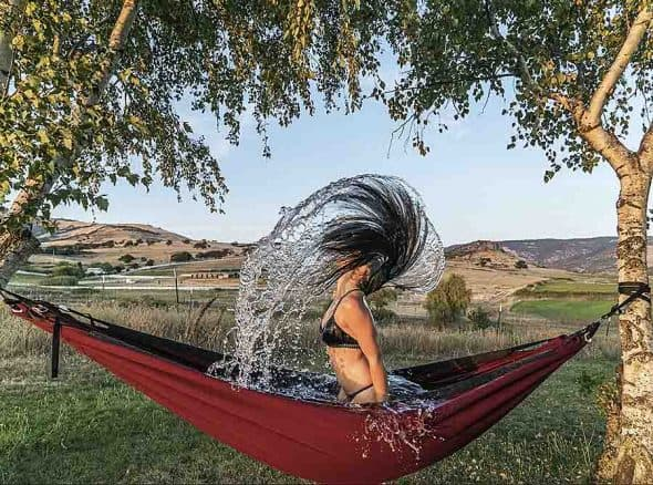 Hydro Hammock Outdoor