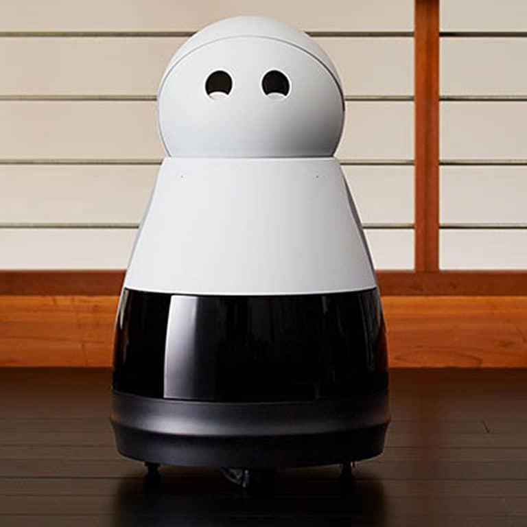 Kuri Home Robot Electronics