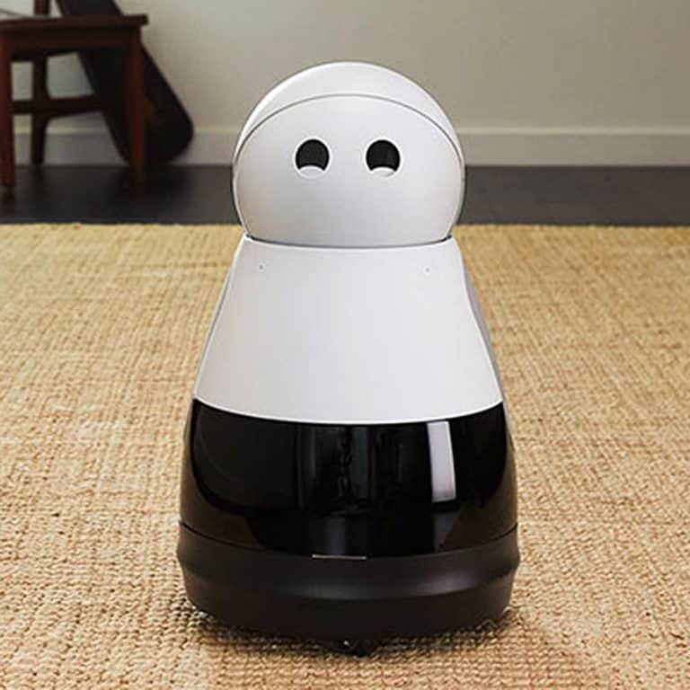 Kuri Home Robot Robotics
