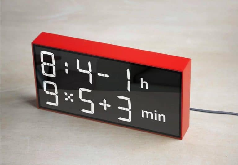 MNTNT Albert Clock Mathematics Weird Stuff to Buy