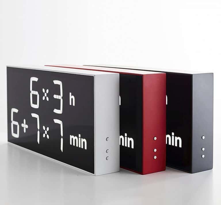 MNTNT Albert Clock Smartphone Compatible