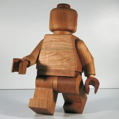 Everything is wooden awesome!