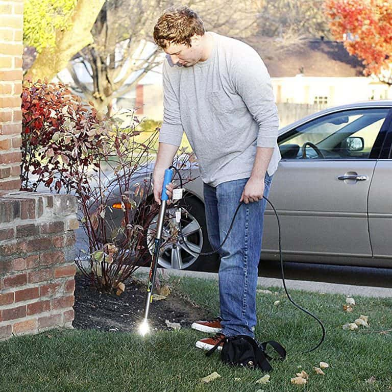 NatureZap DE Cordless Lawn Tool