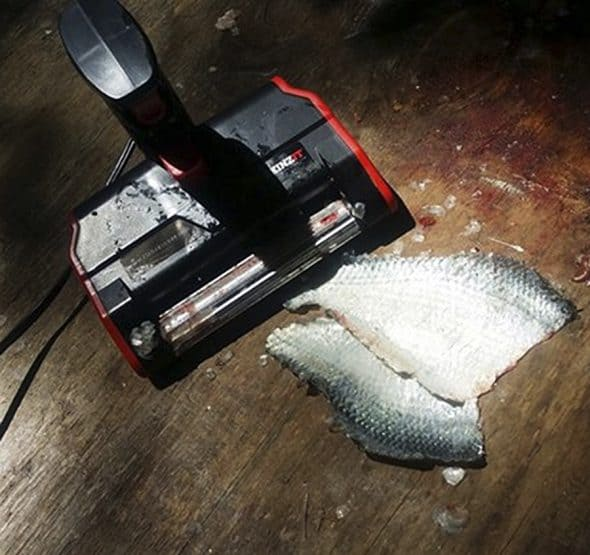 SKINZIT Electric Fish Skinner Fillet