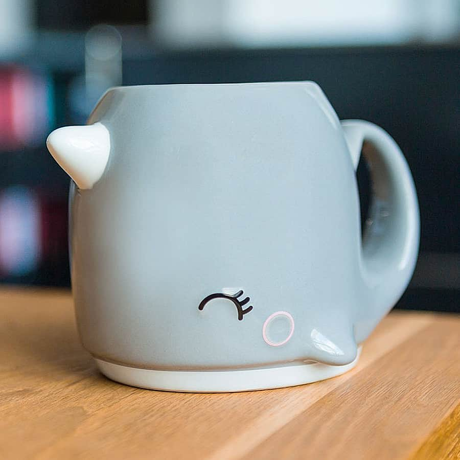 Smoko Narwhal Mug Ceramic Mug