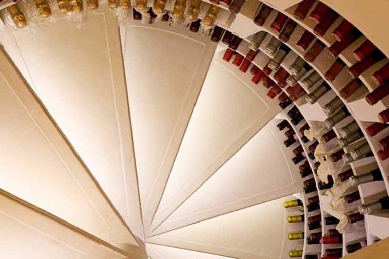Spiral Cellars Wine Storages