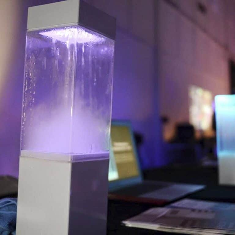 Tempescope Ambient Weather Display Tabletop Displays