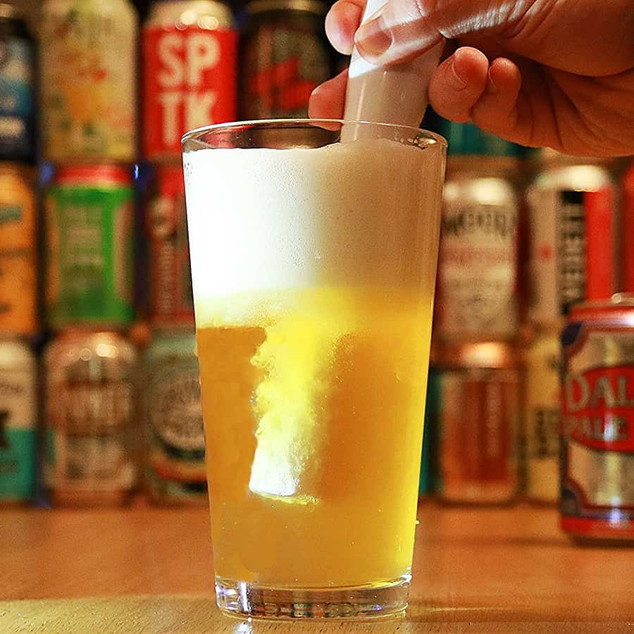 That Thing! That UltraBeer Thing! Craft Beer Wand Ultrasound