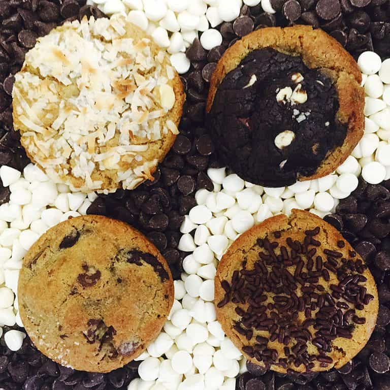 The Cravory Best Seller's Mix Cookies Subscription Cookie