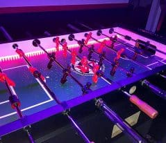 Foosball just got cooler.